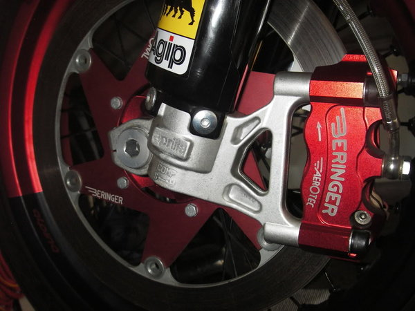 Aprilia Top Race Supermoto Kit